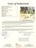 George H.W. Bush, George W. Bush, & Jeb Bush Signed 8x10 Photo (JSA LOA) at PristineAuction.com