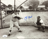 Yogi Berra Signed Yankees 8x10 Photo (JSA COA) at PristineAuction.com