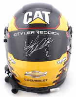 Tyler Reddick Signed NASCAR CAT Full-Size Helmet (PA COA) at PristineAuction.com