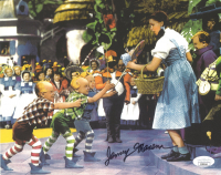 "Jerry Maren Signed ""The Wizard of Oz"" 8x10 Photo (JSA COA) at PristineAuction.com"