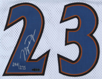 Michael Jordan Signed LE Wizards Jersey with 9/11 Memorial Patch (UDA COA) at PristineAuction.com