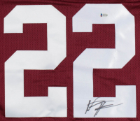 Najee Harris Signed Jersey (Beckett COA) at PristineAuction.com