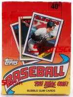 1988 Topps Baseball Wax Box with (36) Packs at PristineAuction.com
