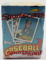 1989 Topps Baseball Box of (36) Wax Packs (See Description) at PristineAuction.com