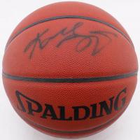 Kobe Bryant Signed NBA Basketball (Beckett LOA & PSA Hologram) at PristineAuction.com