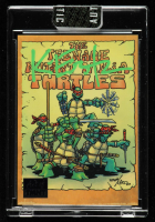 Kevin Eastman Signed 2019 Art of TMNT Purple #70 (Sportscard.com Encapsulated) at PristineAuction.com