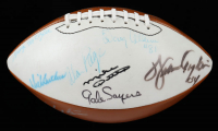 "Bears ""All-Time Greats"" Football Team-Signed by (6) With Walter Payton, Gale Sayers, Mike Ditka, Dick Butkus (Beckett LOA) (See Description) at PristineAuction.com"