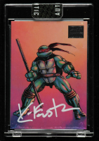 Kevin Eastman Signed 2019 Art of TMNT #67 (Sportscard.com Encapsulated) at PristineAuction.com