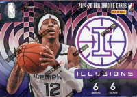 2019 Panini Illusions Blaster Box with (6) Packs at PristineAuction.com