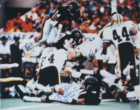 "Walter Payton Signed Bears 16x20 Photo Inscribed ""Sweetness"" & ""16,726"" (Beckett LOA & Payton Hologram) at PristineAuction.com"