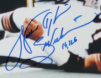 "Walter Payton Signed Bears 16x20 Photo Inscribed ""Sweetness"" & ""16,726"" (Beckett LOA & Payton Hologram) at PristineAuction.com"