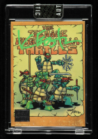 Kevin Eastman Signed 2019 Art of TMNT #70 (Sportscard.com Encapsulated) at PristineAuction.com