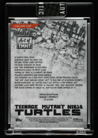 Kevin Eastman Signed 2019 Art of TMNT Green #2 TMNT Volume 1 Issue 1 Reprint (Sportscard.com Encapsulated) at PristineAuction.com