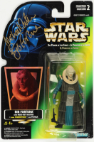 "Michael Carter Signed ""Star Wars"" Bib Fortuna Action Figure Inscribed ""Bib Fortuna"" (Beckett COA) at PristineAuction.com"