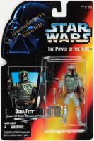 "Jeremy Bulloch Signed ""Star Wars"" Boba Fett Action Figure Inscribed ""Boba Fett"" (Beckett COA) at PristineAuction.com"