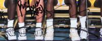 2000 Sparks 19x26.5 Poster Signed By (14) With Lisa Leslie, DeLisha Milton-Jones, Ukari Figgs, La'Keshia Frett, Paige Sauer (Beckett LOA) (See Description) at PristineAuction.com