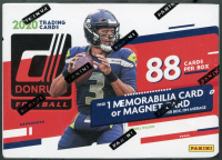 2020 Donruss Football Blaster Box (Red) with 11 Packs at PristineAuction.com