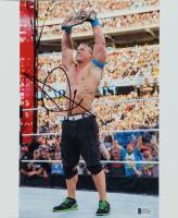 John Cena Signed WWE 10x12 Photo (Beckett COA) at PristineAuction.com