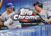 2020 Topps Chrome Blaster Box with (8) Packs at PristineAuction.com