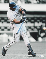 Frank Thomas Signed White Sox 11x14 Photo (Beckett COA) at PristineAuction.com