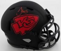 Tyreek Hill Signed Chiefs Eclipse Alternate Speed Mini Helmet (JSA COA) at PristineAuction.com