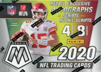 2020 Panini Mosaic Blaster Boxes with (8) Packs at PristineAuction.com