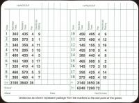 "Lawrence Taylor Signed Augusta Masters Scorecard Inscribed ""HOF '99"" (JSA COA) at PristineAuction.com"
