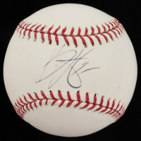 Bryce Harper Signed OML Baseball (PSA COA) at PristineAuction.com