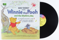 "Vintage 1967 Disneyland ""Winnie the Pooh"" Vinyl Record Album at PristineAuction.com"