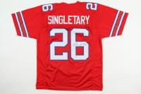 Devin Singletary Signed Jersey (JSA COA) (See Description) at PristineAuction.com