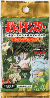 Pokemon TCG 1996 Jungle Set Booster Japanese Pack at PristineAuction.com