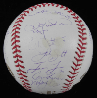 LE 2005 Astros World Series Baseball Team-Signed by (20) with Roger Clemens, Andy Pettitte, Roy Oswalt, Lance Berkman, Craig Biggio (TriStrar COA & MLB Hologram) (See Description) at PristineAuction.com