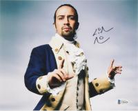 Lin-Manuel Miranda Signed 8x10 Photo (Beckett COA) at PristineAuction.com
