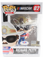Richard Petty Signed NASCAR #2 Funko Pop! Vinyl Figure (PSA COA) at PristineAuction.com