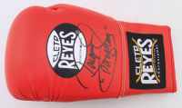 "Manny Pacquiao Signed Cleto Reyes Boxing Glove Inscribed ""Pacman"" (Beckett COA) at PristineAuction.com"