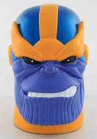 Stan Lee Signed Marvel Thanos Coin Bank (Radtke COA & Lee Hologram) at PristineAuction.com