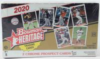 2020 Bowman Heritage Baseball Hobby Box at PristineAuction.com