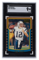 Tom Brady 2000 Bowman #236 RC (SGC 9) at PristineAuction.com