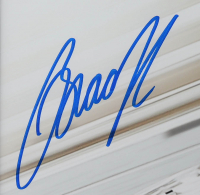 Brad Keselowski Signed NASCAR #2 17x25 Custom Framed Photo (PA COA) at PristineAuction.com