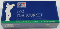 1992 PGA Tour Pro Set Card Box with (300) Cards at PristineAuction.com