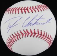Tyler Chatwood Signed OML Baseball (Beckett COA) at PristineAuction.com