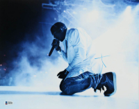 Kanye West Signed 11x14 Photo (Beckett COA) at PristineAuction.com