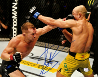 Petr Yan Signed UFC 11x14 Photo (PSA COA) at PristineAuction.com