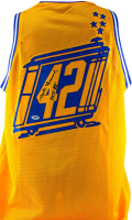 """Nate Thurmond Signed Jersey Inscribed """"HOF 85"""" (PSA COA) at PristineAuction.com"""