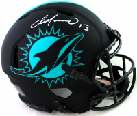 Dan Marino Signed Dolphins Full-Size Authentic On-Field Eclipse Alternate Speed Helmet (JSA COA) at PristineAuction.com