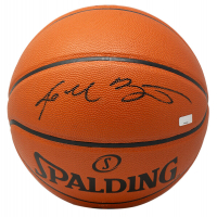 Kobe Bryant Signed NBA Game Ball Series Basketball (Panini Hologram) at PristineAuction.com