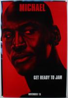 "Set of (2) Michael Jordan ""Space Jam"" 27x40 Movie Posters (See Description) at PristineAuction.com"