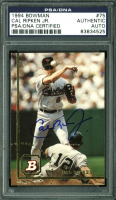 Cal Ripken Signed 1994 Bowman #75 (PSA Encapsulated) at PristineAuction.com