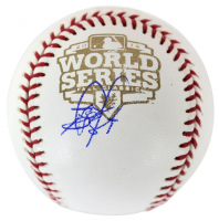 Brandon Belt Signed 2012 World Series Baseball (Beckett COA) at PristineAuction.com