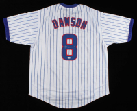 Andre Dawson Signed Jersey (JSA COA) at PristineAuction.com